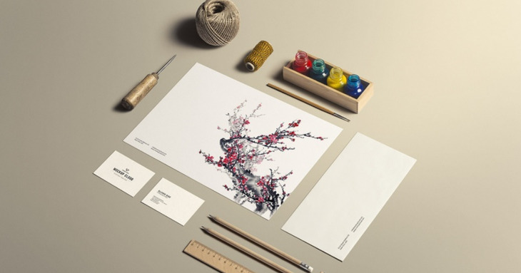 Art & Craft Mockup